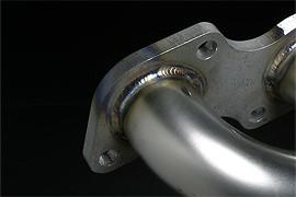 Monster Sport - 4-2-1 Exhaust Header Twin Catalyst