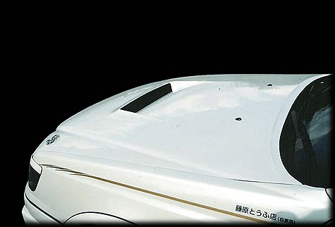 Construction: FRP - AERO BONNET