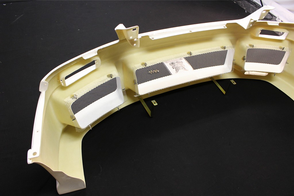 Construction: FRP - Front Bumper Spoiler