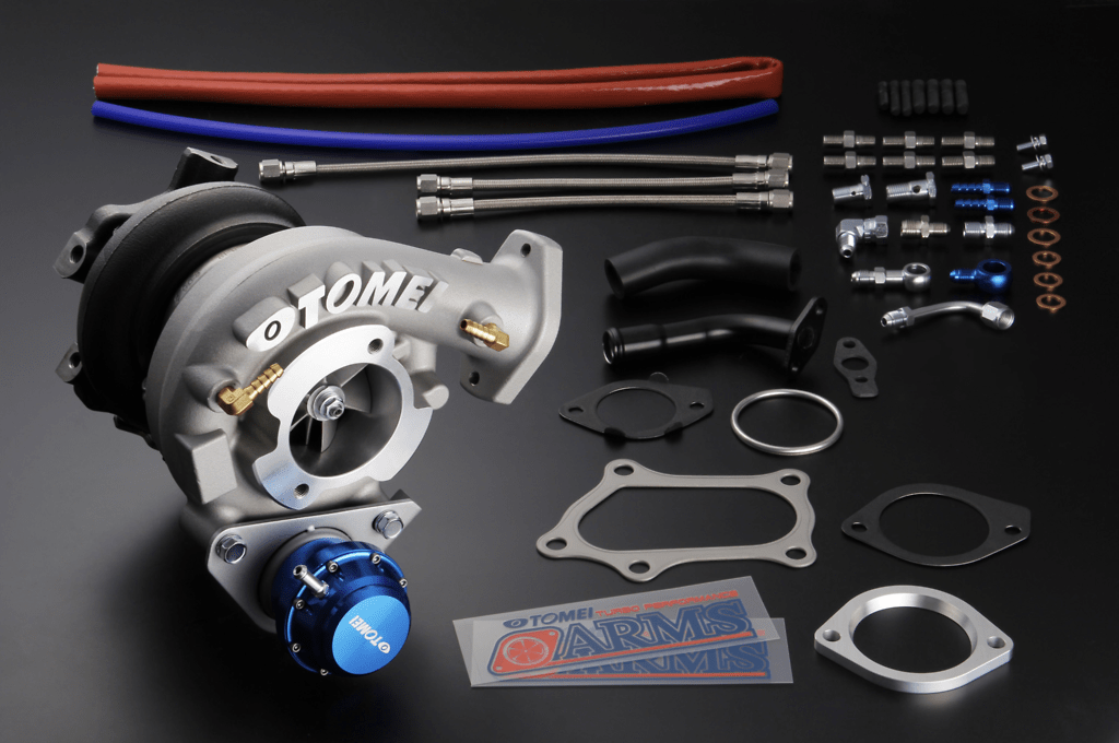 Tomei - ARMS M8280 Turbo Kit - 1JZ-GTE - Nengun Performance