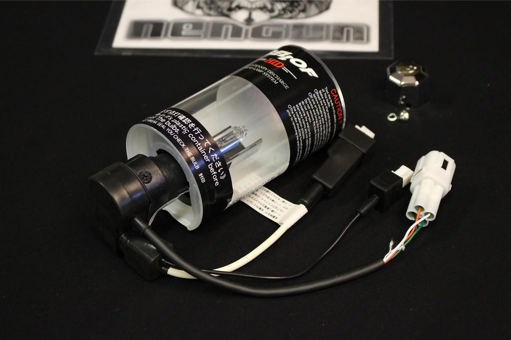 H4HLMV-5500K-AMD612 - Bellof - H4 - 5500K - Replacement Bulbs x1