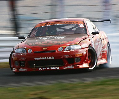 Car Make T&E - Vertex Ridge - Soarer Full Aero Kit