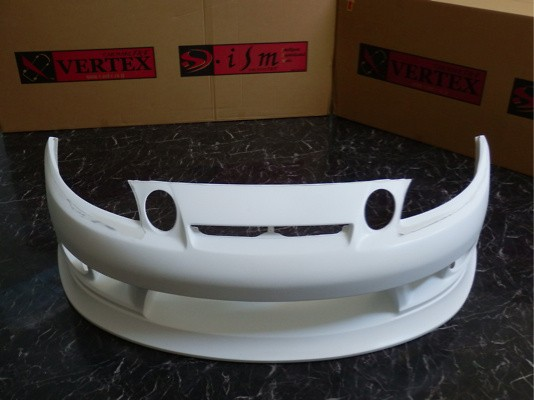 VR - Front Bumper - Toyota - Soarer - JZZ/UZZ/30/31 - Front Bumper Spoiler