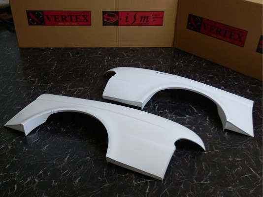 VR - Rear Side Fender - Toyota - Soarer - JZZ/UZZ/30/31 - Rear Side Fender