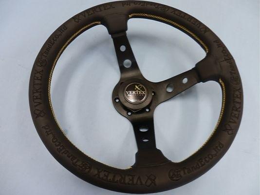 KOV 330x90mm - Toyota - Soarer - JZZ/UZZ/30/31 - King of VERTEX Steering wheel - 330mm x 90mm