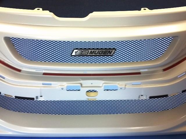 Oddessy - Front Aero Bumper