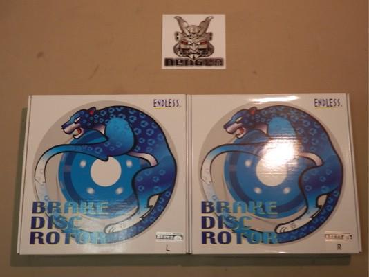 Brake disk Rotors L&R
