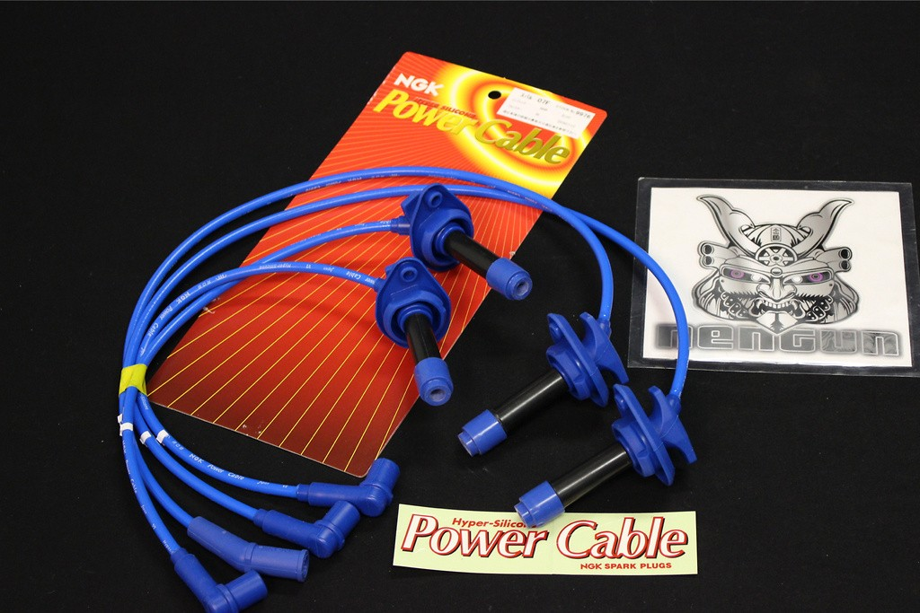 NGK - Power Cable - Subaru Ngk Spark Plug Wires Review on