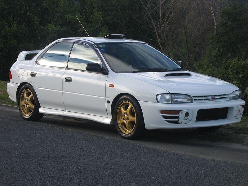 Subaru - OEM Parts - Impreza GC8 GF8 - Nengun Performance