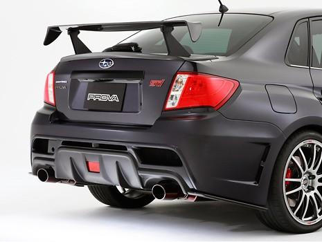 Prova - GV - Rear Bumper