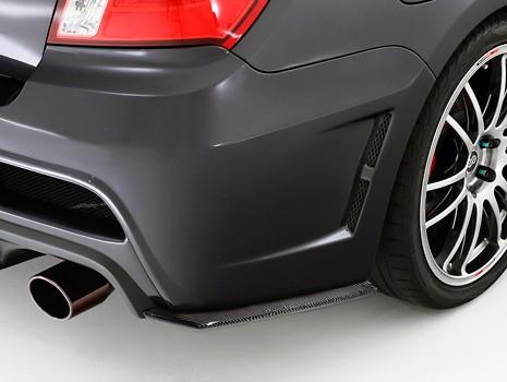Prova - GV - Rear Side Extensions