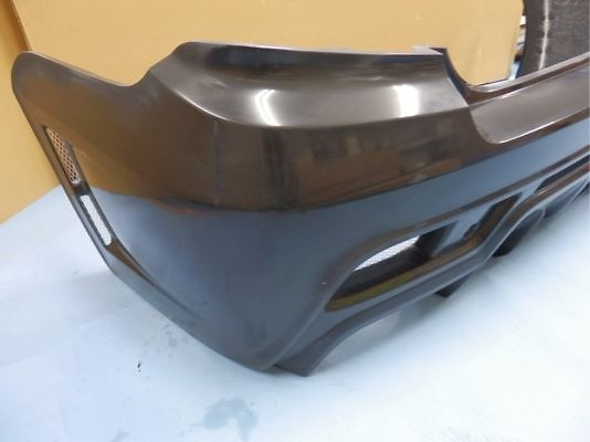 82232DM1200 - Subaru - Impreza STi - GVB/GVF-C - Rear Bumper - Unpainted - Gel coat finish Black