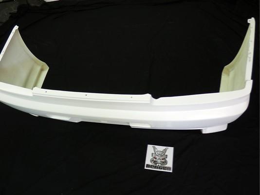 3 Point Kit - Front Bumper, Rear Bumper, Side Steps - Construction: FRP - ER34 2DR 3 Point Kit