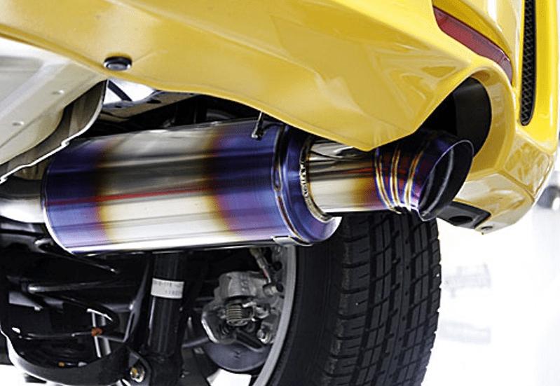 J's Racing - FX-PRO Full Titanium 50R