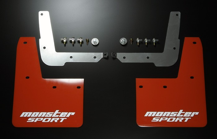 Monster - Mud Flaps - Front Mud Flaps