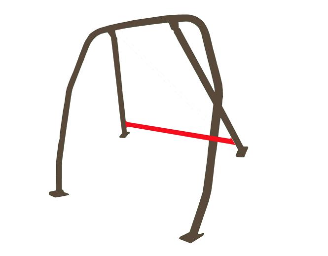 Material: Steel - Rear Centre Bar