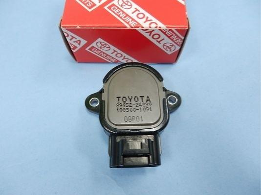 Throttle Position Sensor Cost >> Toyota - OEM Parts - Chaser/Cresta/Mark II - Nengun Performance