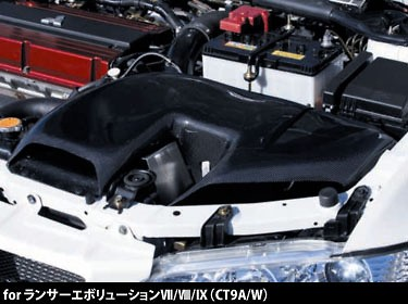 Colt Speed - Ram Air Intake - EVO VII-IX