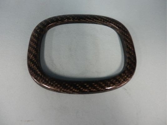 R's Racing Service - Colt Interior Parts - Real Carbon A/C Ring