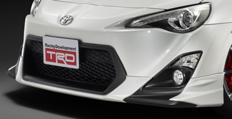 Front Spoiler - Colour: Crystal White Pearl (K1X) - MS341-18001-A1
