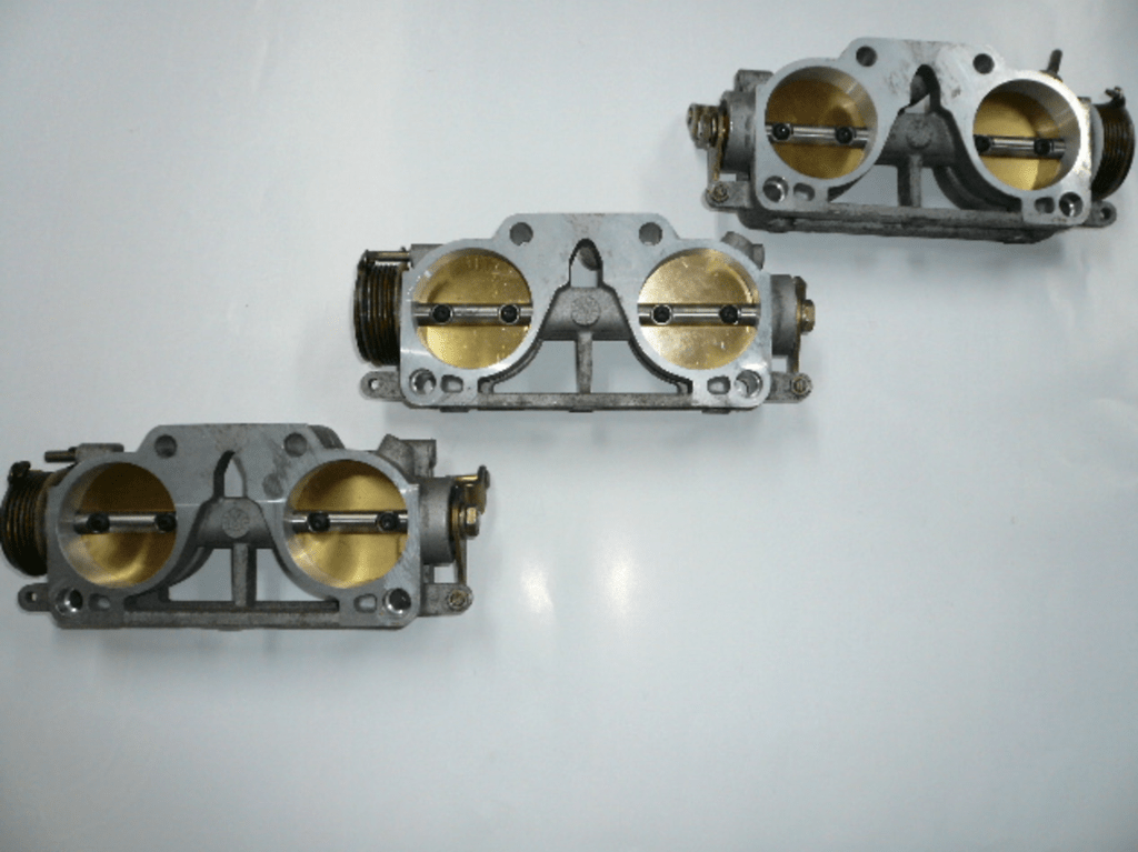 Upgraded Throttle Body Service - Diameter: 49mm (factory: 45mm) - NO25RB26THROTTLE
