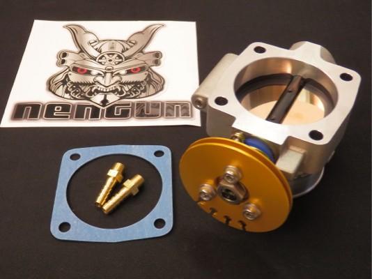 SR20DET - Nissan  SR20DET N15 type for my greddy plenum 80mm
