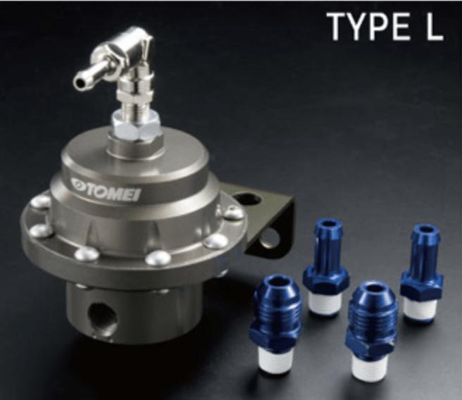 Type L - High flow, big power & high boost -  50mm diaphragm - 185002