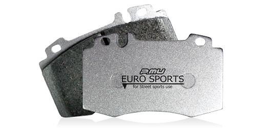 Project Mu - Euro Sports Brake Pads