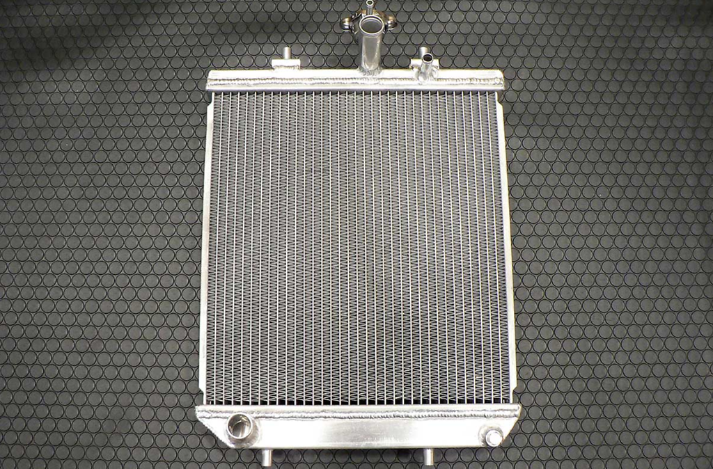 Half Way - Aluminum Radiator