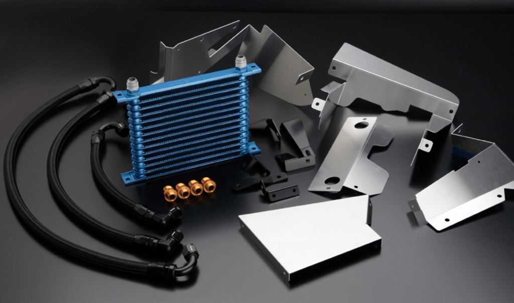 Greddy - Oil Cooler Kit - Circuit Spec