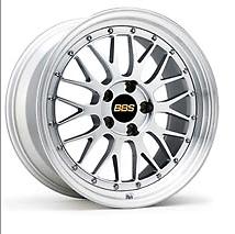 BBS LM Wheels - Silver