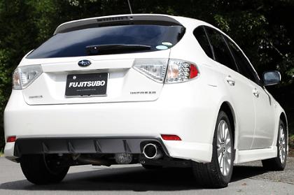 Subaru - Impreza - GH2/GH3 (2wd/4wd) - 360-63063