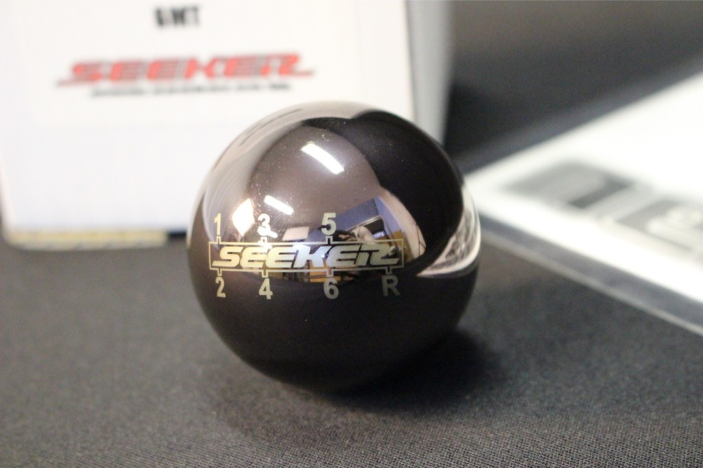 HDSK 6MT - Shift Knob - 6MT Pattern