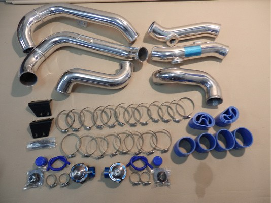 Piping Kit and 2x Blow off valves - 12020944