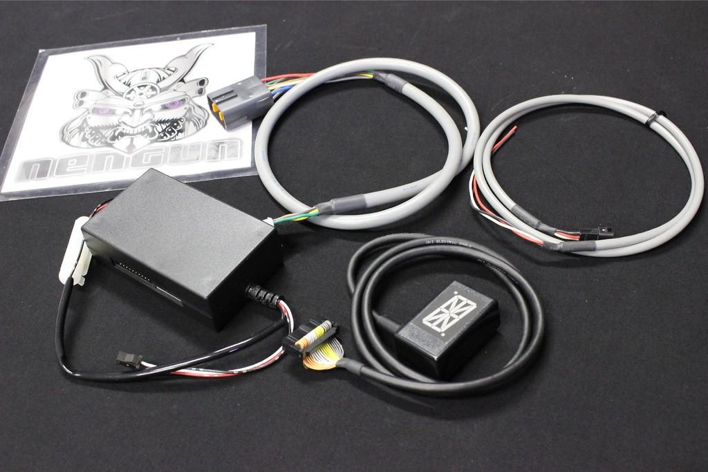 13-Indicator Unit, 18-Connect Cable, 19-Black Box, 20-Sensor Cable + Indicator Kit - OS-88 Kit