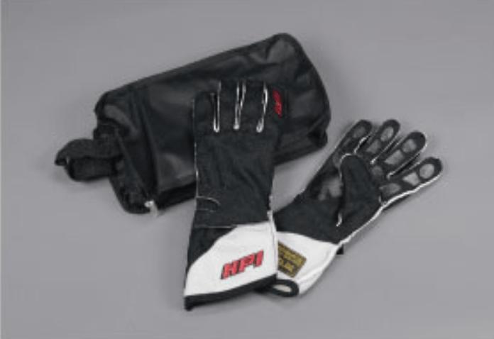 Color: Black & Silver - Size: Medium - HPCGGL01M
