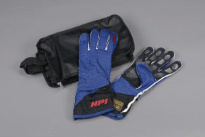 M BL/BK - Color: Blue & Black - Size: Medium - HPCGGL02M