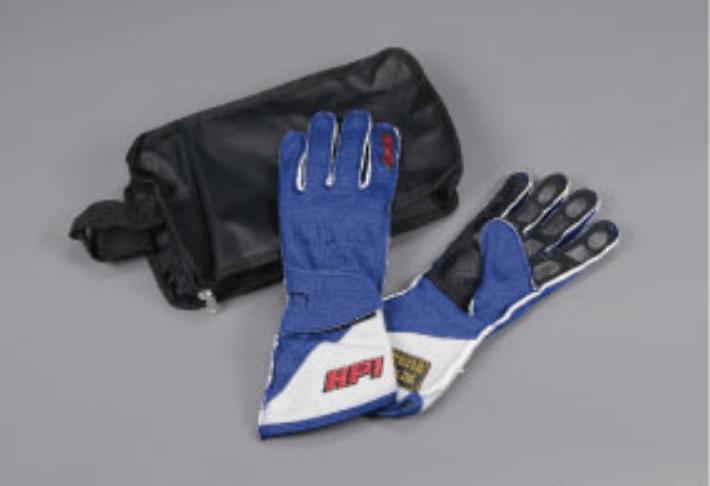 Color: Blue & Silver - Size: Large - HPCGGL03L
