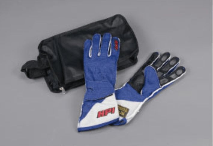 Color: Blue & Silver - Size: Medium - HPCGGL03M