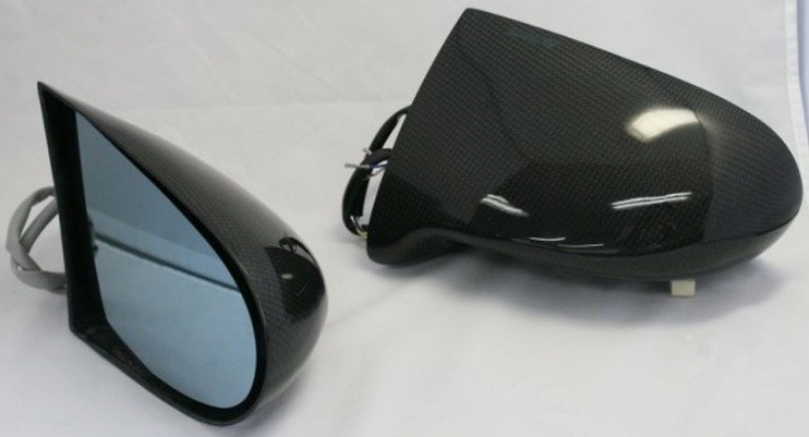 Spoon - New Carbon Racing Mirrors