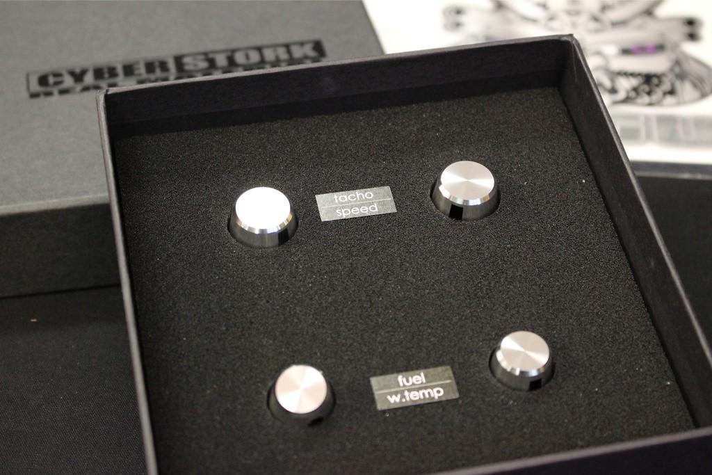 Needle Cap X 4 GT Grade - 86GT-NC-SY