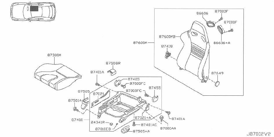 nissan - oem parts - r35 gt-r specv