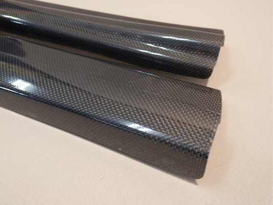 Wet Carbon Scuff Plates - IP-022030-052