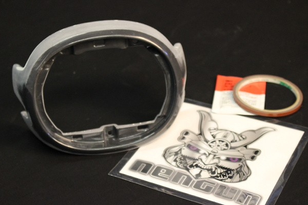 CX5 - Front Mazda Emblem Base - For Radar Cruise Control ONLY - (Made to Order 2 Weeks)