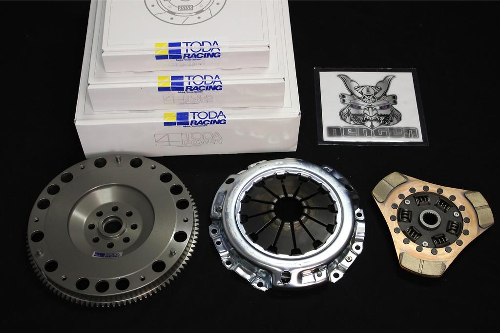 Reinforced Clutch Cover - K20A/K20Z - EP3/DC5/CL7/FD2/FN2 - 22300-K20-000