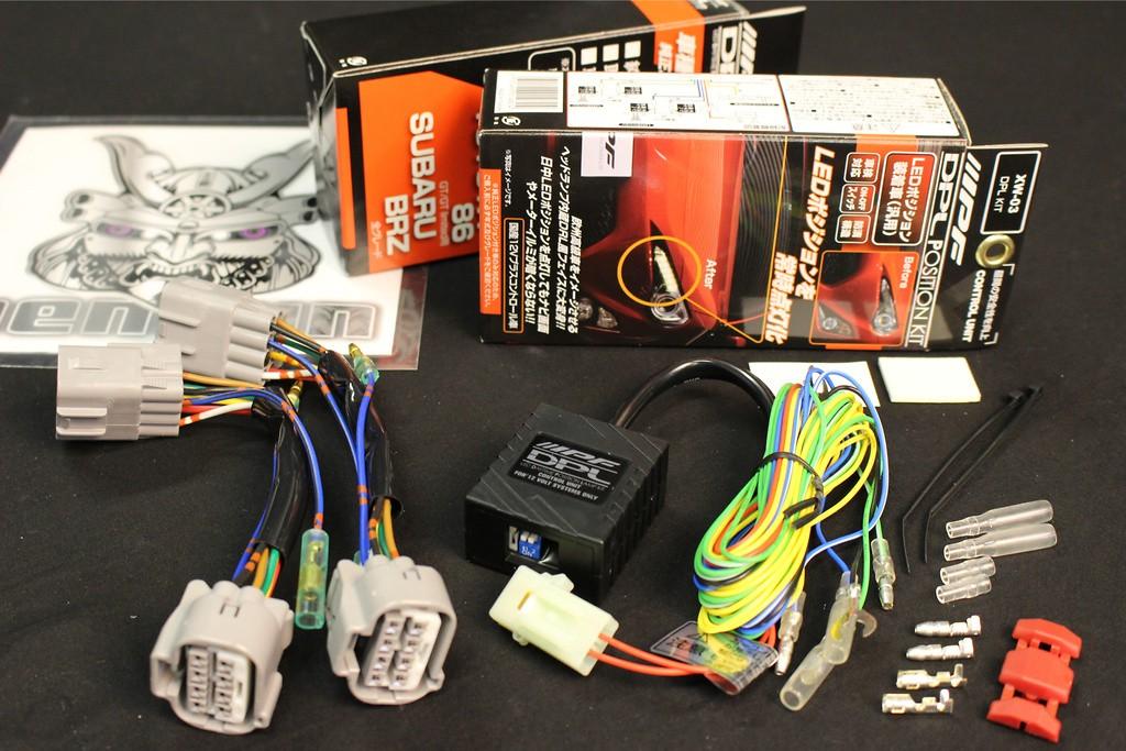 DPL Position Kit Unit + DPL Position Kit Harness - XW-03 + XH-4