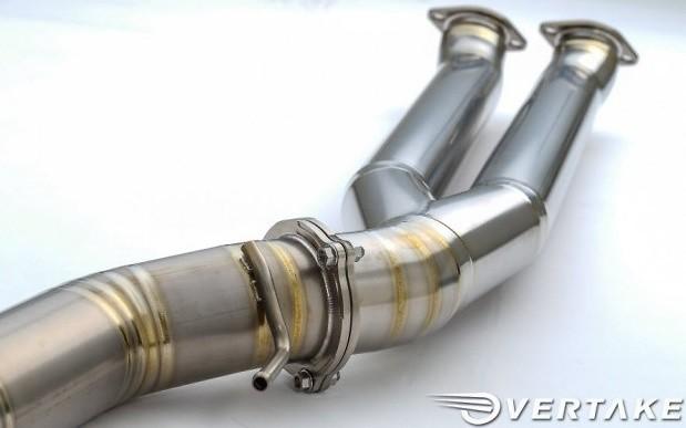 Amuse - Overtake 100-V SAIKOU Exhaust