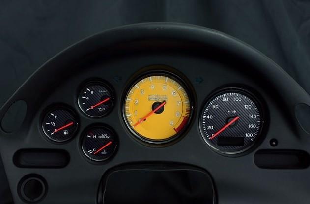 Mazda RX-7 FD3S 5MT - FD3S-MI-FE1-W1