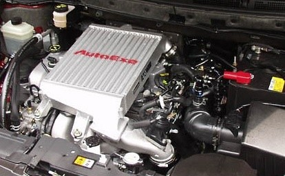 Mazdaspeed MPV/ CX -7 LY3P Turbo/ ER3P - ML3980