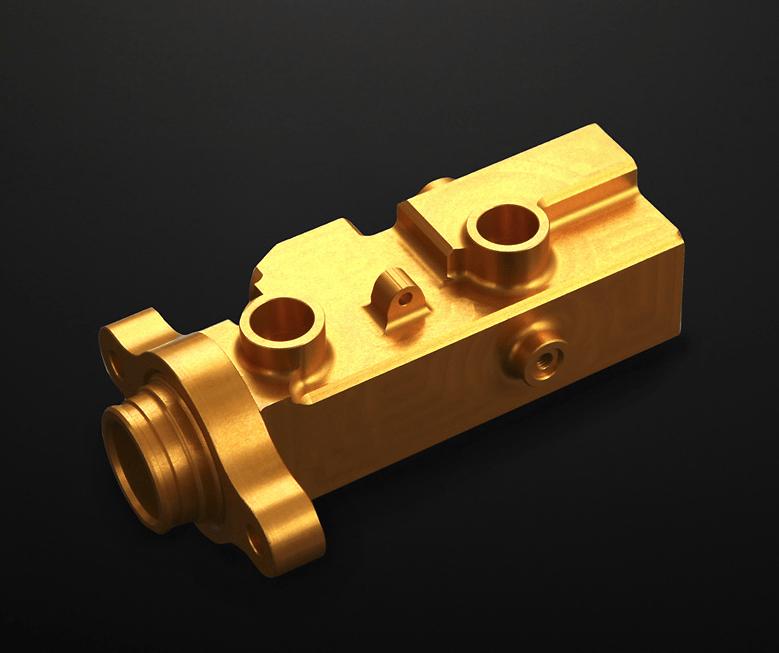 Large Diameter Brake Master Cylinder